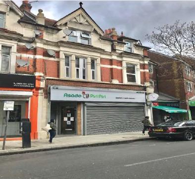 SHOP – 18-20 High Road, Willesden London